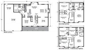 The Duke Floorplan