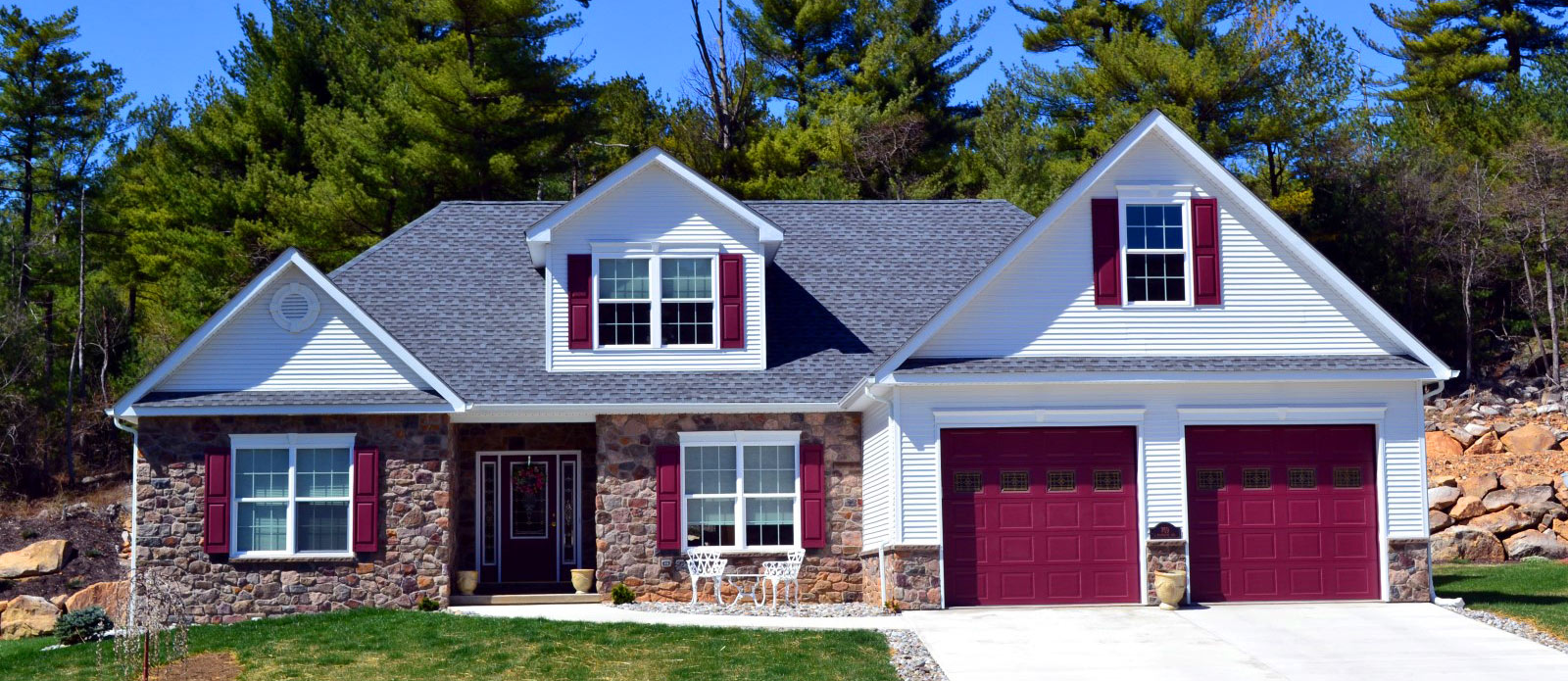 The Alden Home Model - Custom & Luxury New Construction by Future Homes