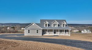 Lot Number 40 in Quick Delivery Homes